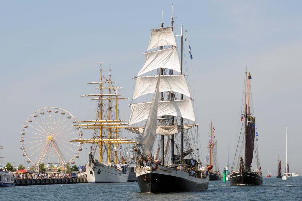 Hanse Sail Rostock