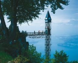 Suiza desde las alturas